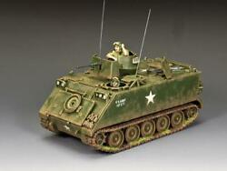King And Country Vn072 The U.s. Army M113 Apc 1/30 Vietnam Toy Soldier Tank