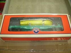Lionel 1928070 New York Central Flatcar W/boat - Make Offers