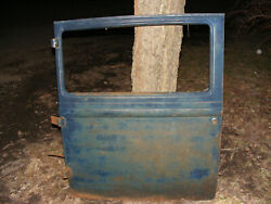 Antique Ford Car Door For Decor