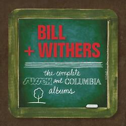 Bill Withers The Complete Sussex And Columbia Albums [new Cd Box Set]