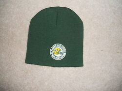 Green Bay Packers Fan Tours Winter Hat Cap Skully Official Packer Tour Company G