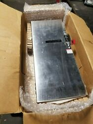 New Ge 200 Amp Fused Safety Switch W/ Viewing Window 600v 150 Hp 3 Ø Th3364ssw