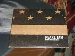 Pearl Jam - Pepsi Arena Albany Ny 4-29-03 2 Cd Set Brand New Sealed Condition