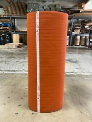 Lawrence Red Silicon Hose 12x36long