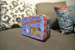 Betty Boop Lunch Tote Salt And Pepper Shakers Lunchtime, Original Lunch Box