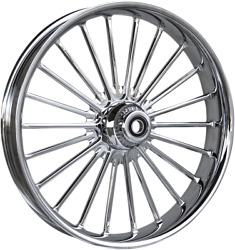 Rc Components Illusion 23 Front Motorcycle Wheel 14-19 Harley Touring Flhr Flhx