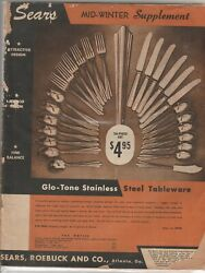 Sears, Roebuck And Co. Mid-winter Supplement Catalog