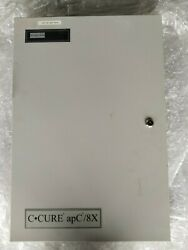 Softare House Access Control System Unit As0100-008nps Apc/8x