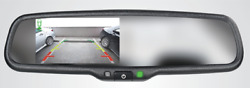 Boyo Vtm43m4 - Replacement Rear-view Mirror With 4.3 Tft-lcd Backup Camera Moni