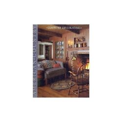 Country Decorating American Country By Time-life Books Hardback Book The Fast