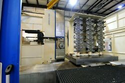 GIDDINGS & LEWIS MDL. RT1250 6-axis Horizontal Boring Mill- New 2006