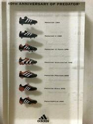 Adidas Predator 10th Anniversary Store Display Stand From Japan Free Shipping