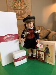 American Girl Molly Doll, Books, Outfits, And Accs. Excellent Condition