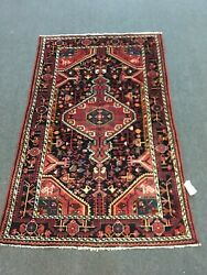 On Sale Semi Antique Vintage Hand Knotted Area Rug Carpet 4andrsquo2andrdquox6andrsquo8andrdquo1822