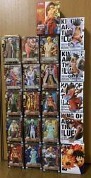 One Piece Anime Collectible Figure Set Of 21 Limited From Japan Free Shipping