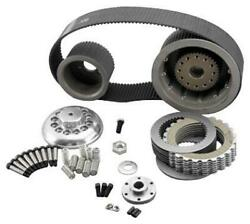 Belt Drives 8mm 3in. Belt Drive With Ball Bearing Lock-up Clutch - Evb-76-47s