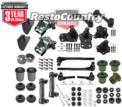 Kit 2. Ford Front End Rebuild Kit Late Xc Zh Power Steering Suspension Bush