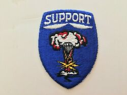 Pk252 Original 1960s Us Army 82nd Airborne Division Support Command 3 Wa9