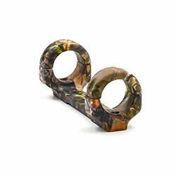 Sturdy 1 Inch Medium Hunting Rifle Scope Mount W/ Camo Finish For Ruger 10/22