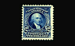 Us Stamp Mint Og And Hinged, Vf S312 Aps Certificate, Sound In All Respects