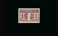 Us Stamp Mint Og And Nh Super B S325 Large Perfectly Balanced Margins Very Tiny