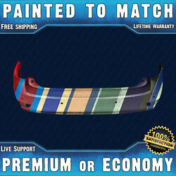 New Painted To Match - Rear Bumper Replacement For 2010-2015 Lexus Rx350 Rx450h