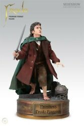 Lord Of The Ring Frodo Baggins Premium Format Sideshow Statue. Hobbit