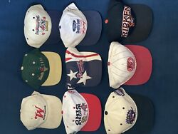 Vintage Hata Cap Mba Mlb Ford Olympics Ncaa College 90andrsquos 80andrsquos