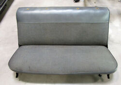 Seat Set Front And Rear Bench Genuine Oem 71410-90360 71430-90360 Fj55
