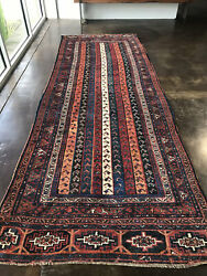 Antique Village Veramin Runner Rug - 4and0393and039and039 X 11and0399and039and039