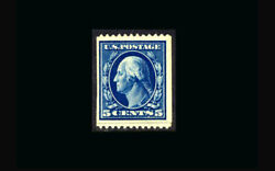 Us Stamp Mint Og And Nh Vf/xf S351 Single From Paste Up Pair This Is One Sure W