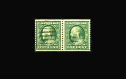 Us Stamp Used, Super B S352 Coil Par With Attractive Cancel
