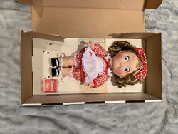 Campbell Kid Dolls By World Doll - Tags, Boxes, Authenticity Cert.- Soup 17