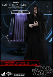 1/6 Scale Star Wars Emperor Palpatine Deluxe Mms Hot Toys 903110