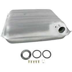 Gas Fuel Tank For 57 Chevy 150 210 Series Bel-air W/ Square Corners