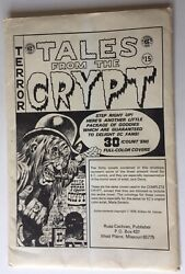 1979 Tales From The Crypt 30 Full Covers Portfolio By Russ Cochran