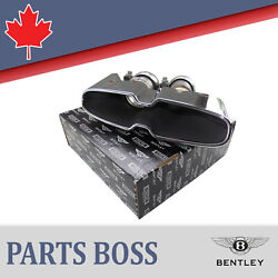 Bentley Bentayga 2015+ Oem New Exhaust Tail Pipe Trim Tip Rh 36a253682a