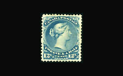Canada Stamp, Vf/xf S28 Fresh Color, Mint No Gum, Perf. 12