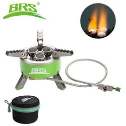 BRS Outdoor 4200W Camping Gas Stoves Picnic BBQ Furnace Portable Cooking Burners $59.00