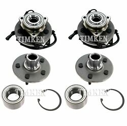 Timken Wheel Bearing And Hub Assembly For Mercury Mountaineer Awd