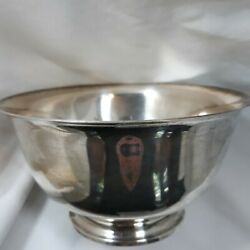 S Kirk And Son Sterling Bowl 294 Grams 10.4 Oz Revere Reproduction 213 5/20
