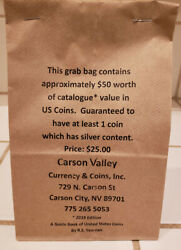 1 Us Coin Grab Bag On Ebay Approx 50 Red Book Catalog Value 4 Just 24.99