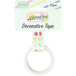 Echo Park Best Summer Ever Decorative Tape Summer Swimsuits 15and039