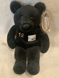 Nfl/mlb Set 6 Beanie Bears. Steelers,broncos,49ers,packers,jets And Texas Rangers