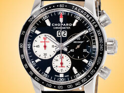 ChopardJacky Ickx Edition V Chronograph Automatic Stainless Steel Men's Watch