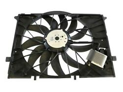 Genuine Mercedes Auxiliary Fan Assembly 2205000293 / A2205000293