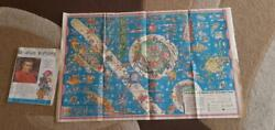 Soviet Vintage Board Game Big Space Travelfrom The Magazine Funny Pictures