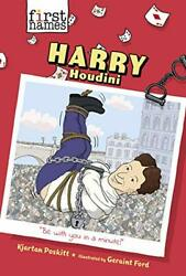 Harry Houdini The First Names Series