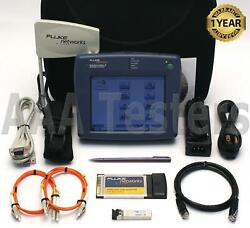 Fluke Networks Etherscope Series Ii Network Assistant W/ Lan And Wlan Es2-pro