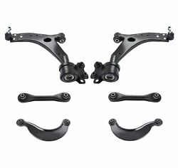 Sidem Front And Rear Suspension Control Arm Kit For Volvo C30 S40 V50 Fwd